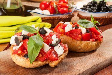Kretos virtuvė. Cretan Diet